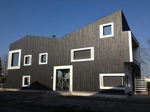 Kunststoff Fassadenpaneele Verkleidungspaneele Kunststoff Klp