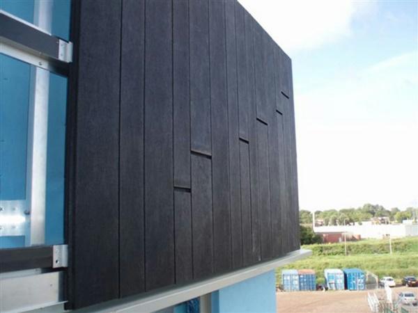 composite cladding panels klp lankhorst recycling products. Black Bedroom Furniture Sets. Home Design Ideas