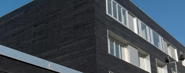 Bardage Exterieur Composite Pour Immeubles De Bureaux